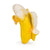 Oli & Carol Ana Banana Natural Rubber Teether