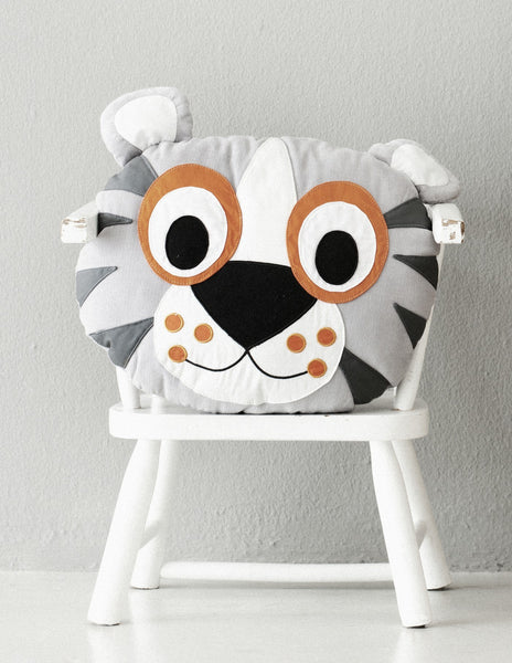 Ferm Living Tiger Pillow