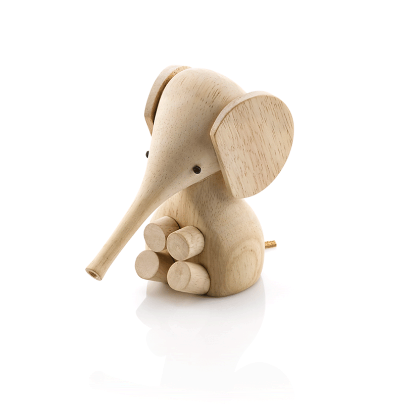 Baby Elephant by Gunnar Flørning for Lucie Kass