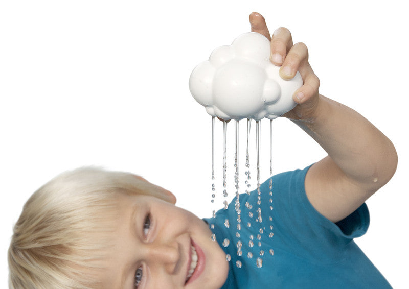 Plui Rain Cloud Bath Toy