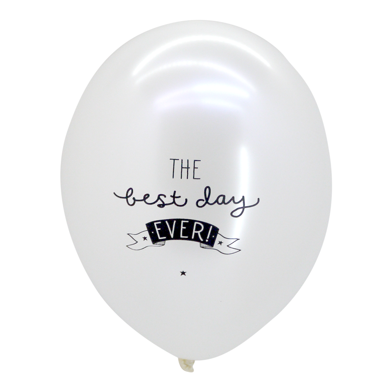 Little Lovely Co. Best Day Ever Balloons