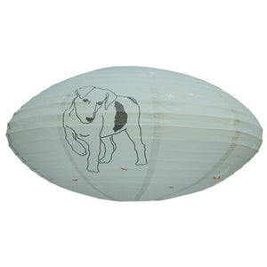 Dog & Friends Paper Lantern