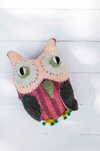 Twoolies Owl