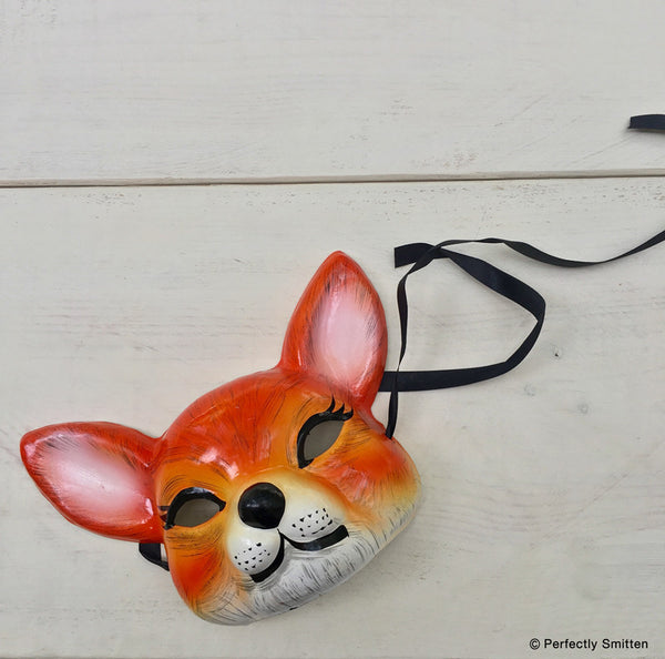 OMM Design Fox Mask at Perfectly Smitten