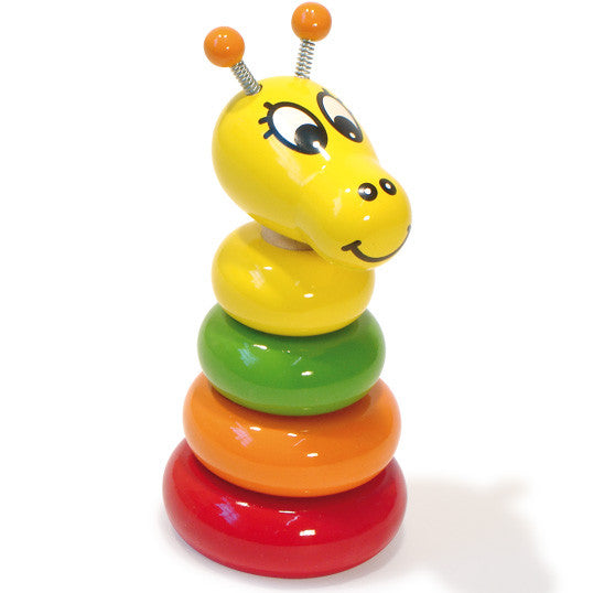Giraffe Stacking Toy