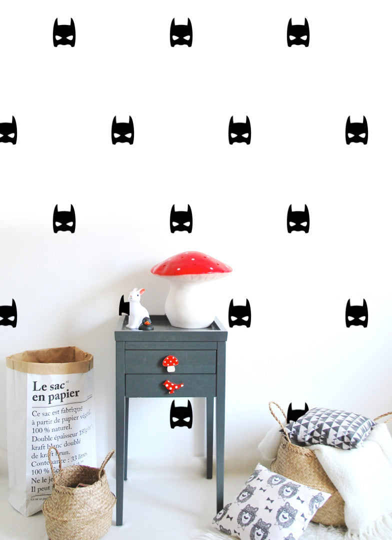 Pöm Hero Wall Stickers