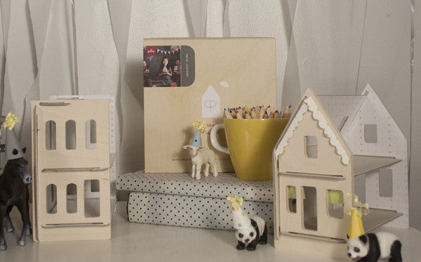 Little Huset Lille Birthday Party House Set