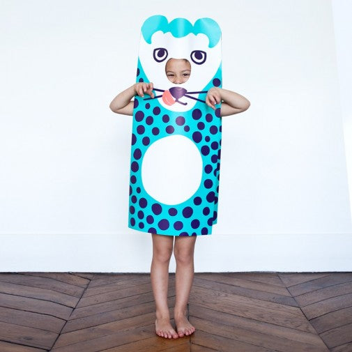 OMY Design&Play Panther Paper Costume