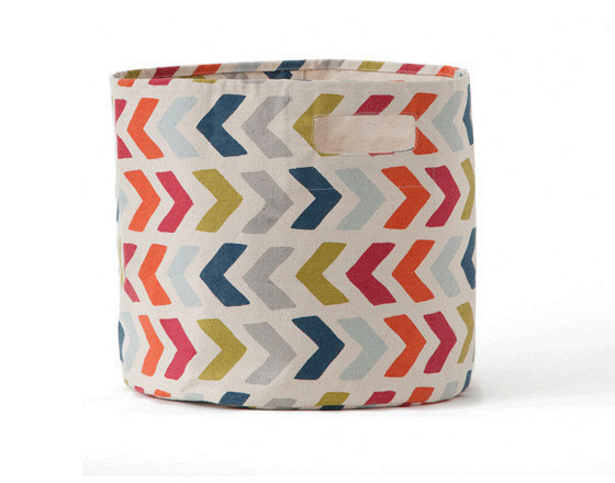 Petit Pehr Canvas Storage Bins