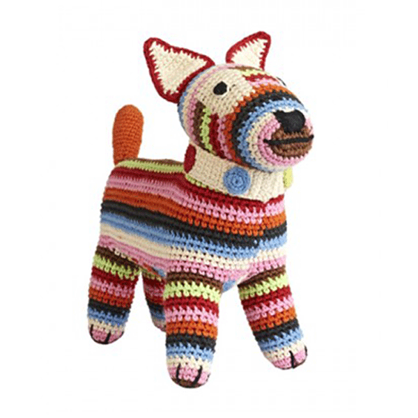 Anne-Claire Petit Striped Terrier