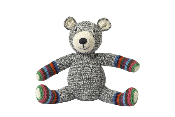 Anne-Claire Petit Striped Teddy