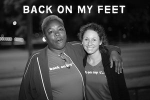 Giving Partner Showcase: Back on My Feet