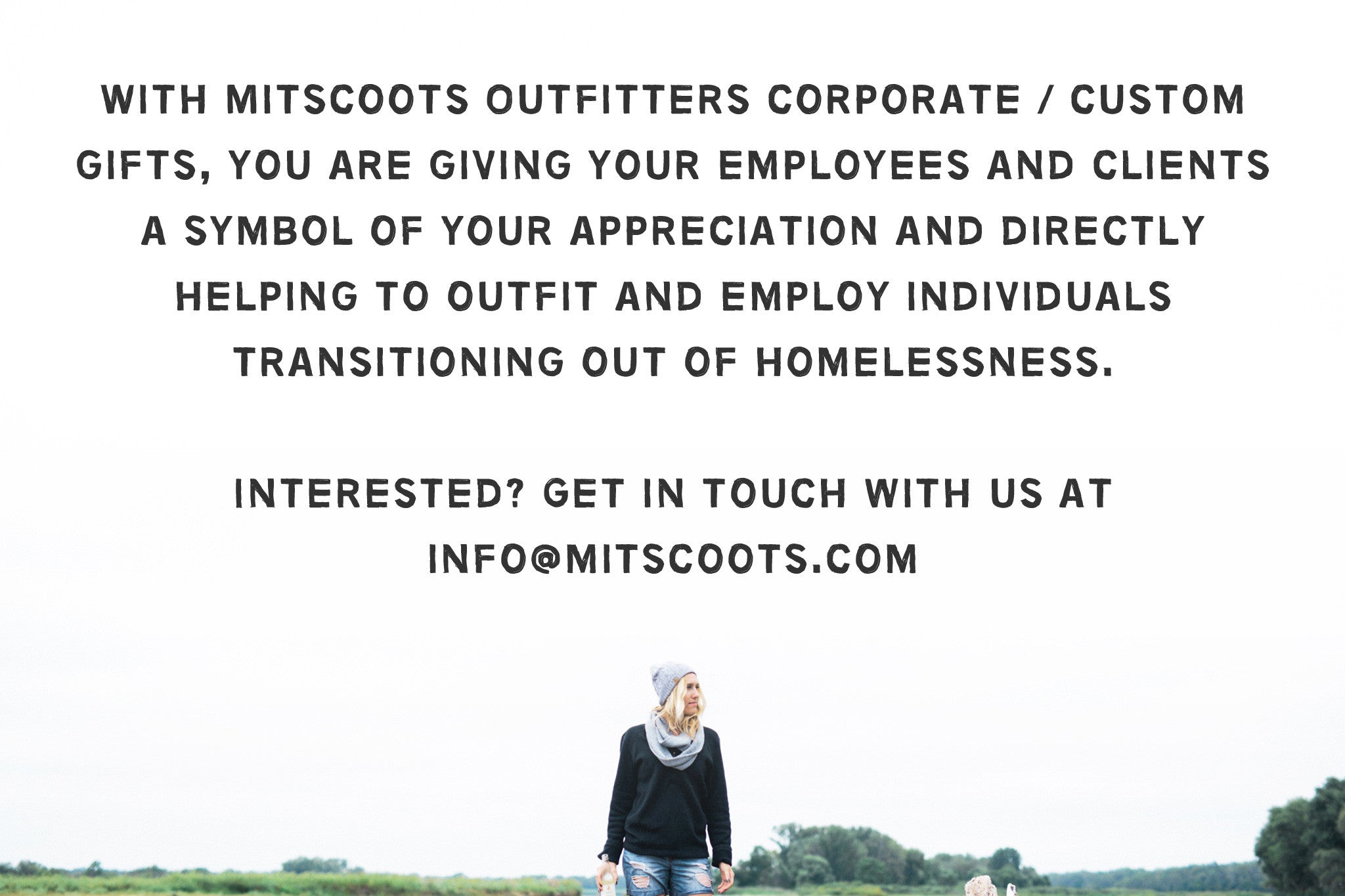 Custom and Corporate Gifts Mitscoots Outfitters