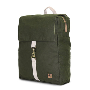 Army Green Traveler Backpack