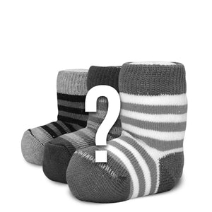 Mystery Mix - Baby Socks 3-Pack