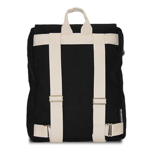 Black Traveler Backpack