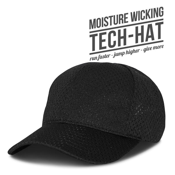 Black Performance Hat