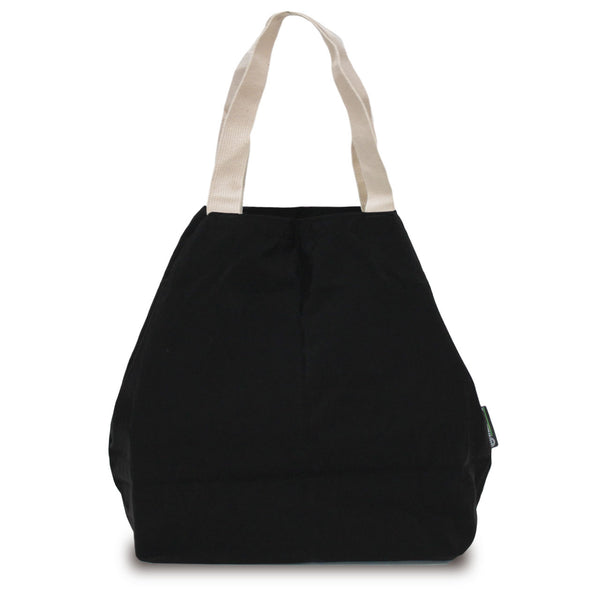 Black Traveler Tote