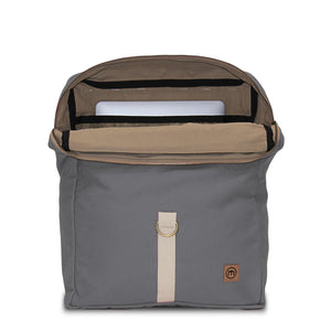 Light Gray Traveler Backpack