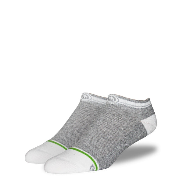 The Alex mens gray low cut socks