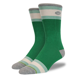The Green mens socks