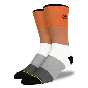 The Catalyst - Mens Color Block Socks