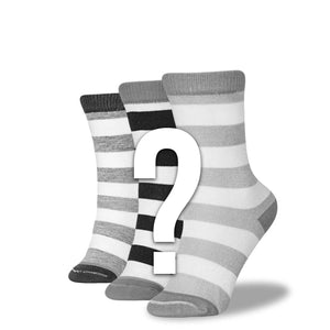 Mystery Mix - Toddler Socks 3-Pack