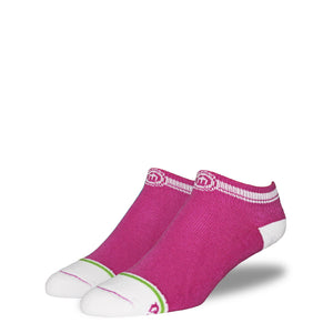 The Gabriela kids pink low cut socks