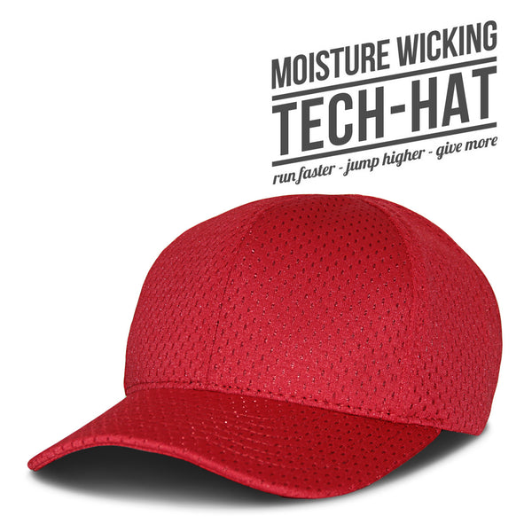 Red Performance Hat