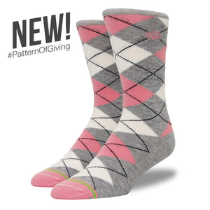 The Erin - Men's Argyle Socks
