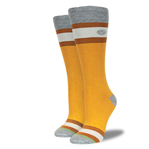 The Gold womens socks