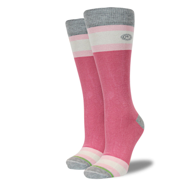 The Pink womens socks