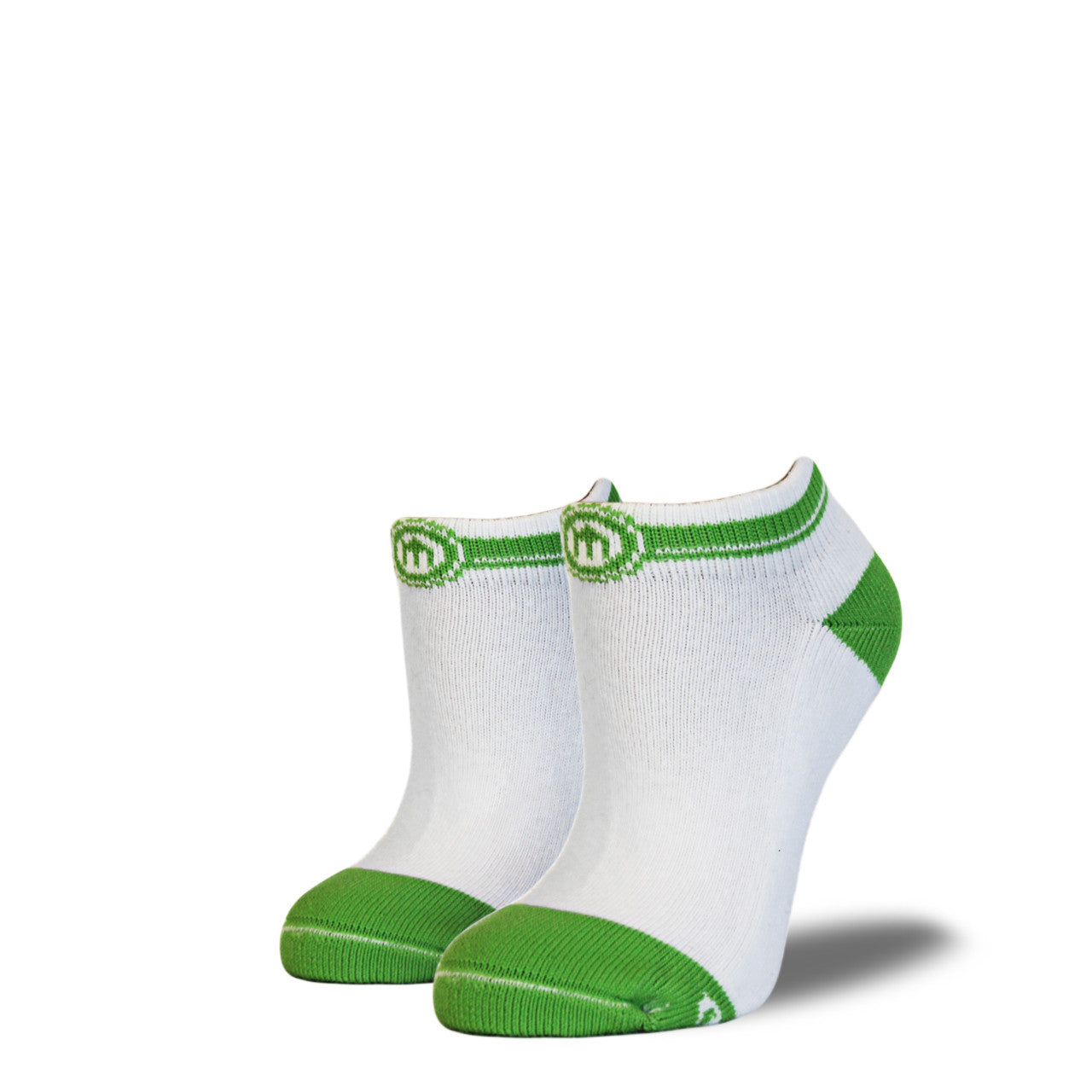 27cd28873 Mitscoots Outfitters - The Janis Womens White Low Cut Socks