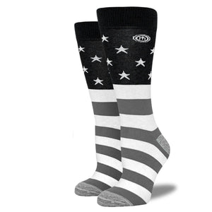 Black Flag - Women's Flag Socks