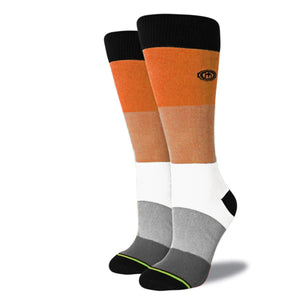 The Catalyst - Women's Color Block Socks