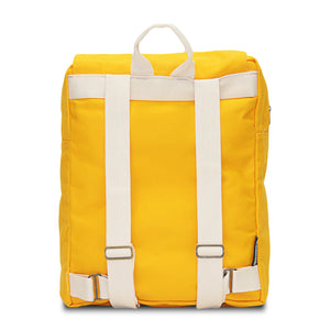 Yellow Traveler Backpack