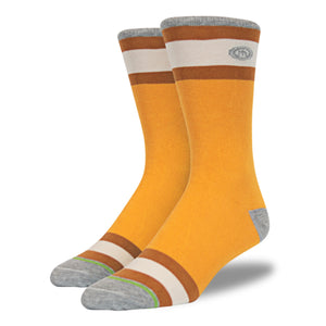 The Gold mens socks