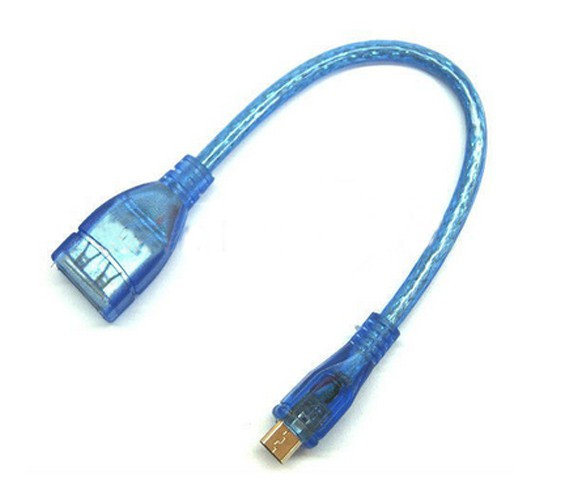 CABLE MICRO USB vers OTG