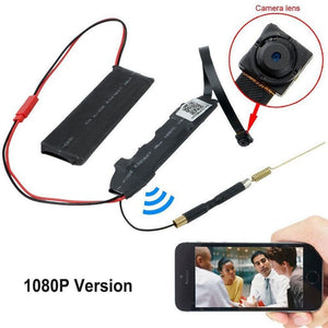 MINI CAMERA ESPION IP/WIFI V99 FULL HD 1080P
