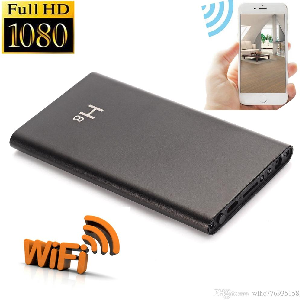 Power BANK Caméra IP WIFI Night vision