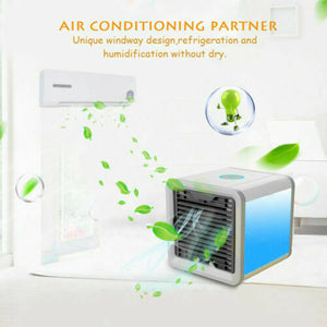 ARCTIC AIR CUBE: Mini Climatiseur Mobile