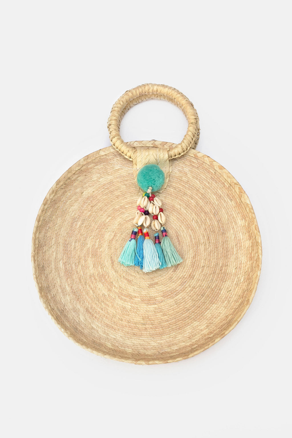 Ana Round Palm bag