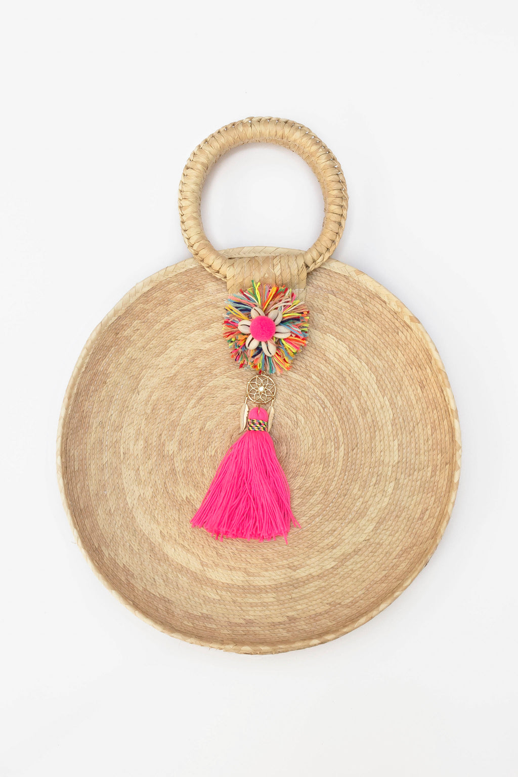 Julia Round Palm bag