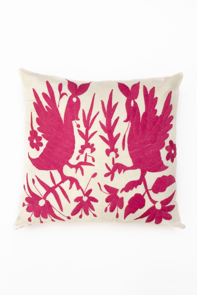 Fiusha Tenango Pillow