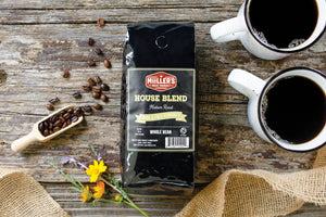 House Blend Whole Bean Coffee