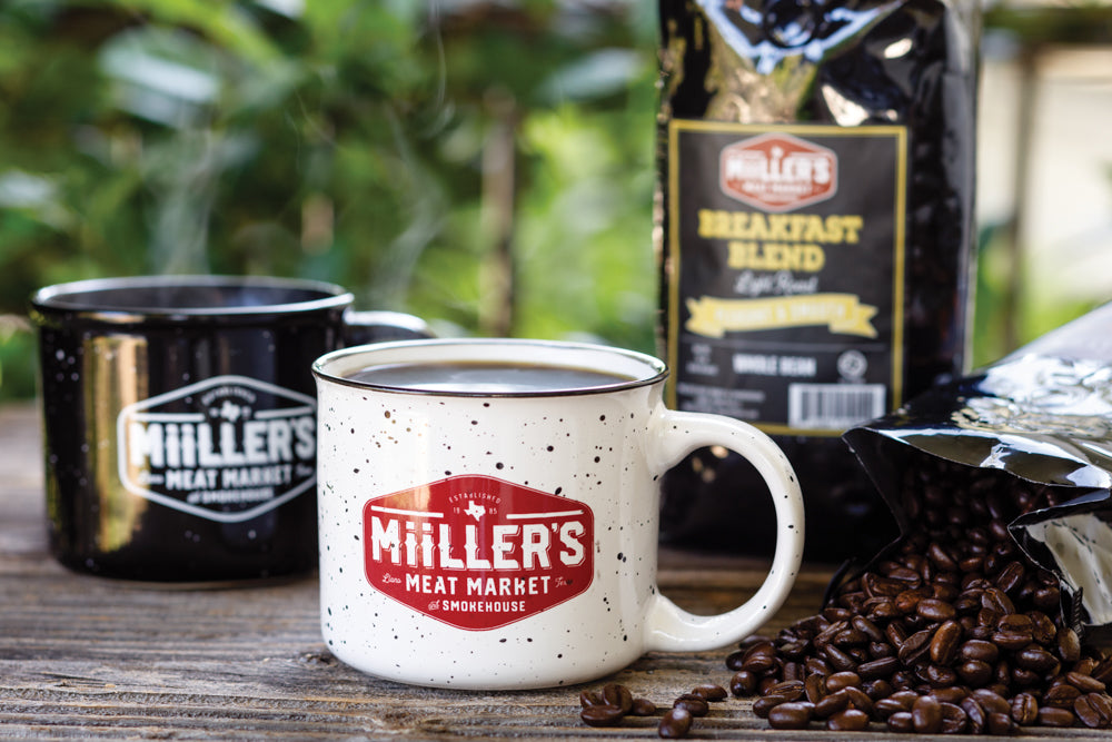 Miiller's Campfire Coffee Mugs