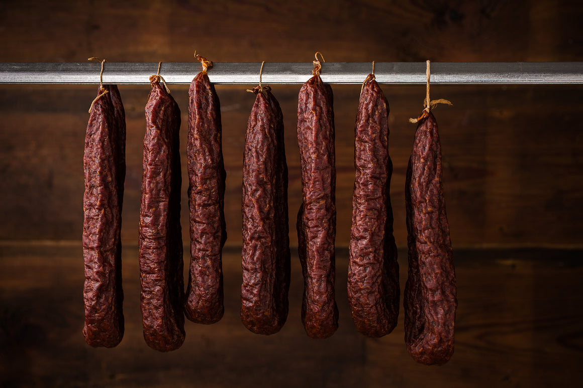 Venison & Pork Dried Sausage