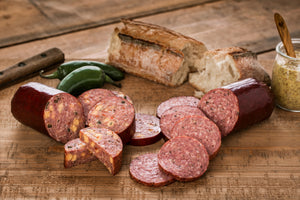 Pork & Beef Summer Sausage Variety Set