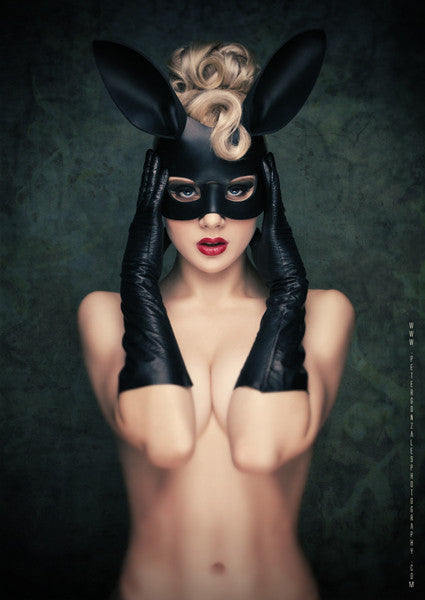 Black Bunny *LIMITED EDITION*
