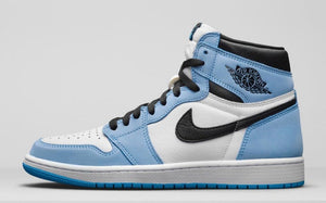 Pre Order 2021 Air Jordan Retro 1 High OG 'University Blue'